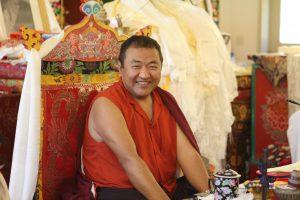 Jigme Tromge Rinpoche