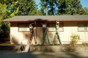 Painting Tara House
